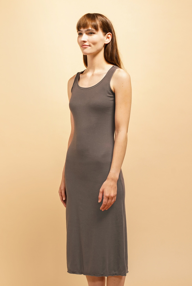 Alabama chanin womens layering slip dress 3
