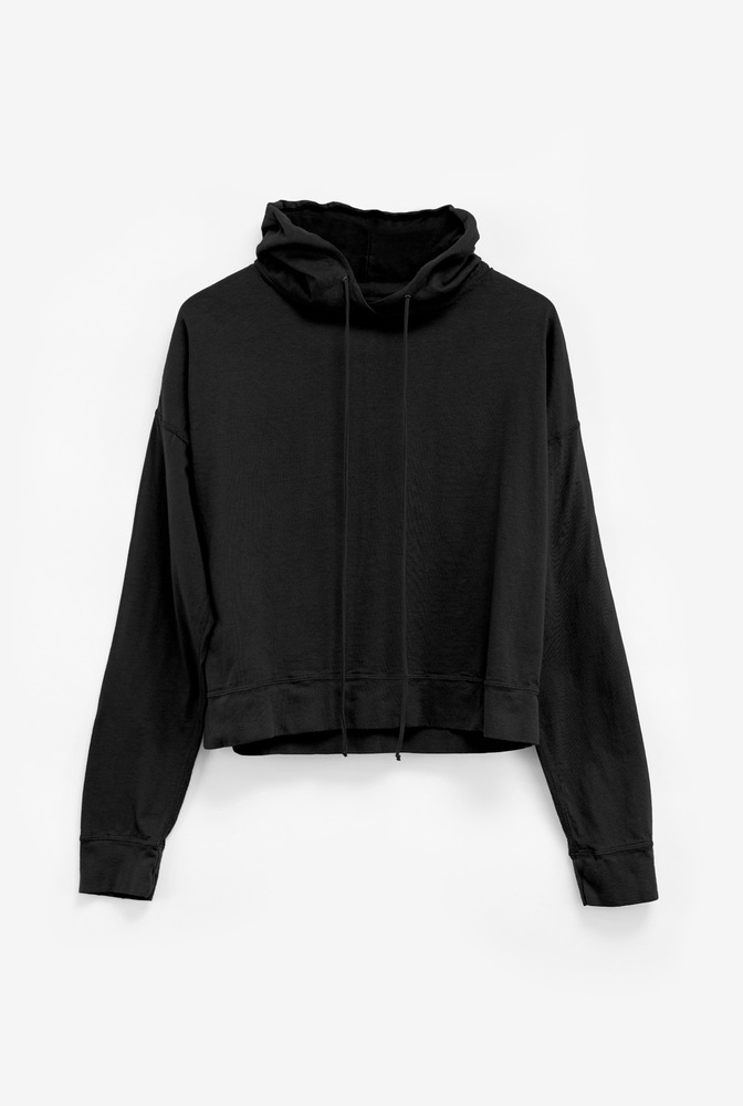 Alabama chanin womens organic cotton hoodie leisurewear 1