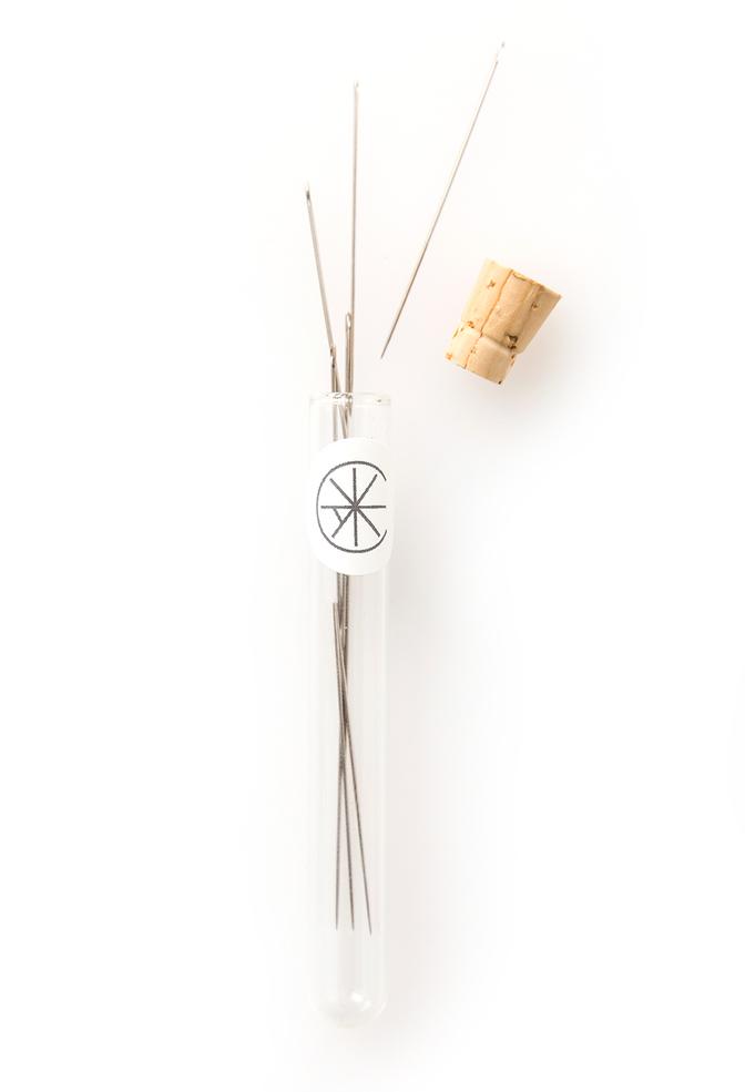 The school of making beading needles 2