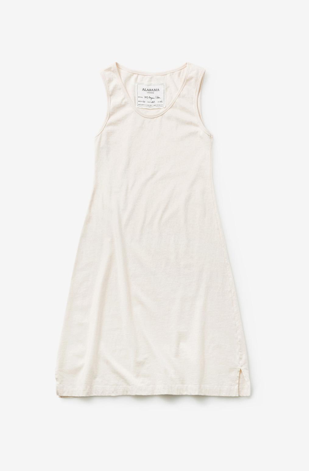 Alabama chanin everyday cotton sleeveless dress 2