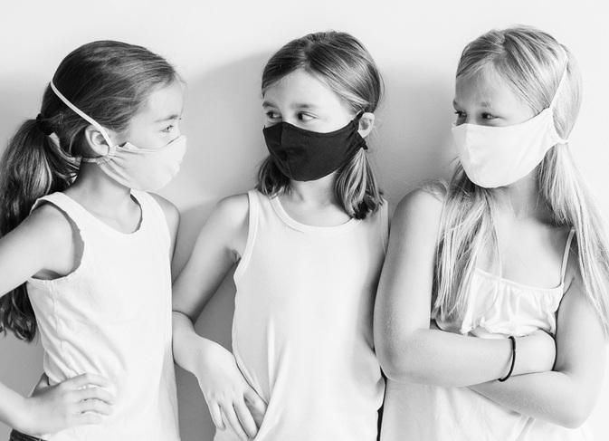 Children's Reusable, Non-Medical Grade Face Mask