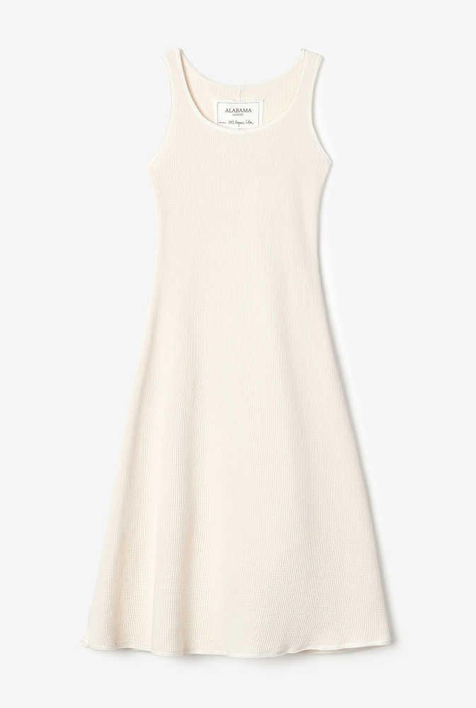 Alabama chanin womens layering slip dress
