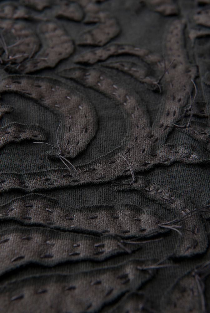 The school of making organic cotton jersey fabric 3