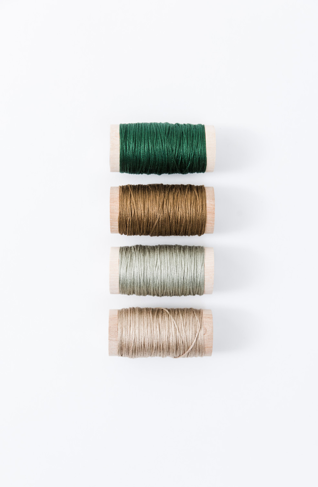 The school of making embroidery floss
