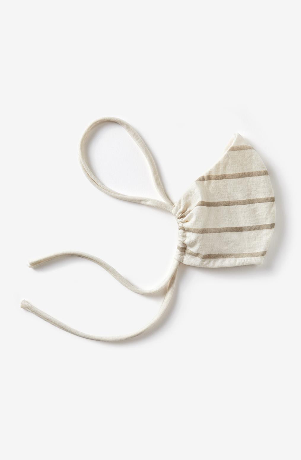 Lightweight organic cotton face mask   faded stripe   natural   ac 143   august 2020   robert rausch 3   edit vert