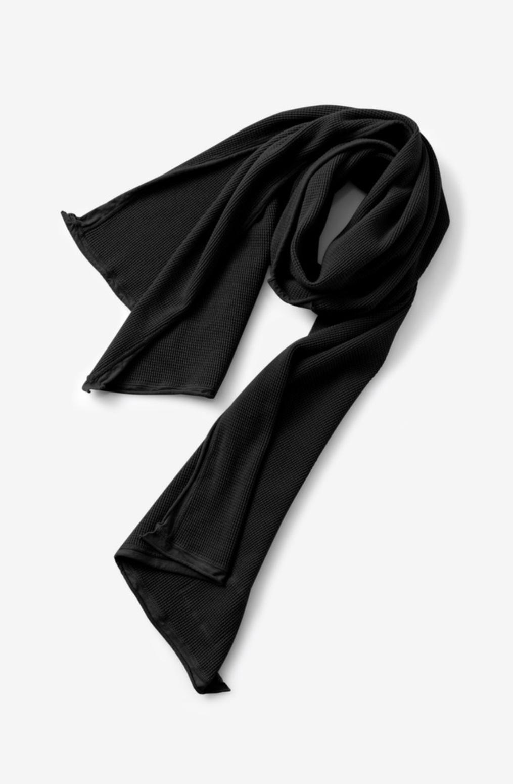 Alabama chanin organic cotton scarf 6