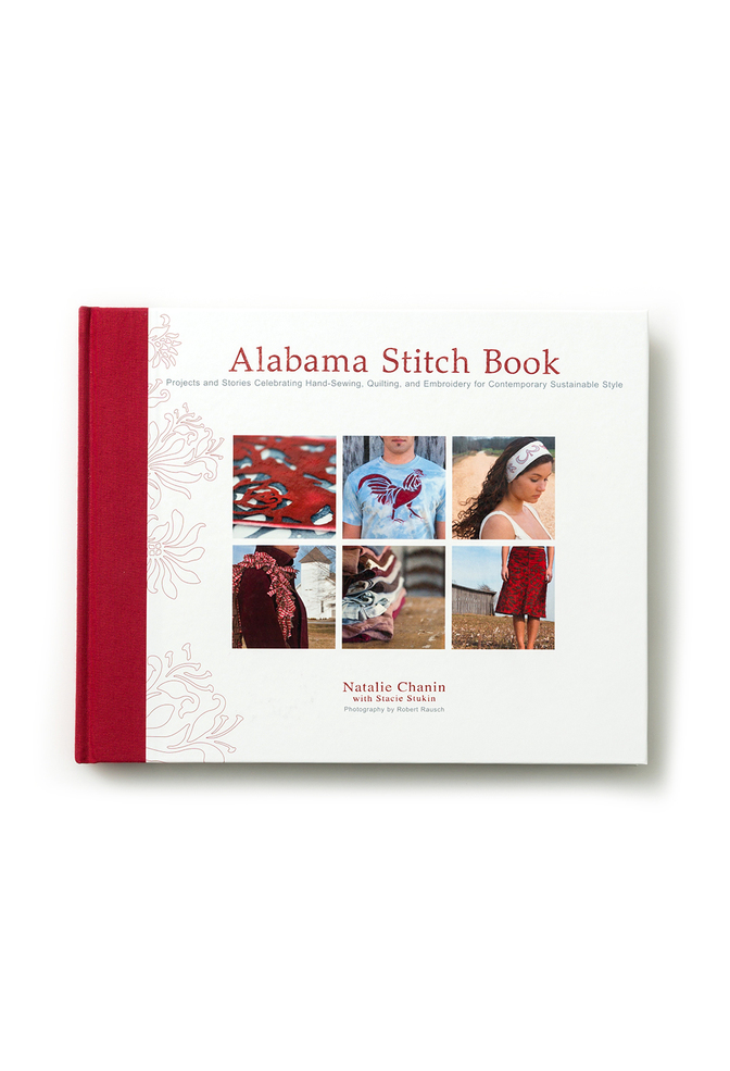 The school of making alabama stitch book 1
