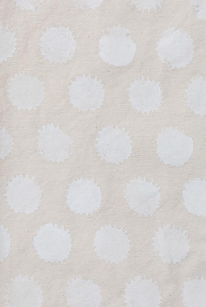 Alabama chanin hable handmade organic cotton apron 3