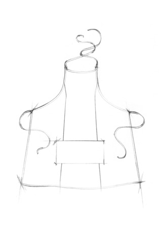Bloomers Long Apron Kit: In Stock