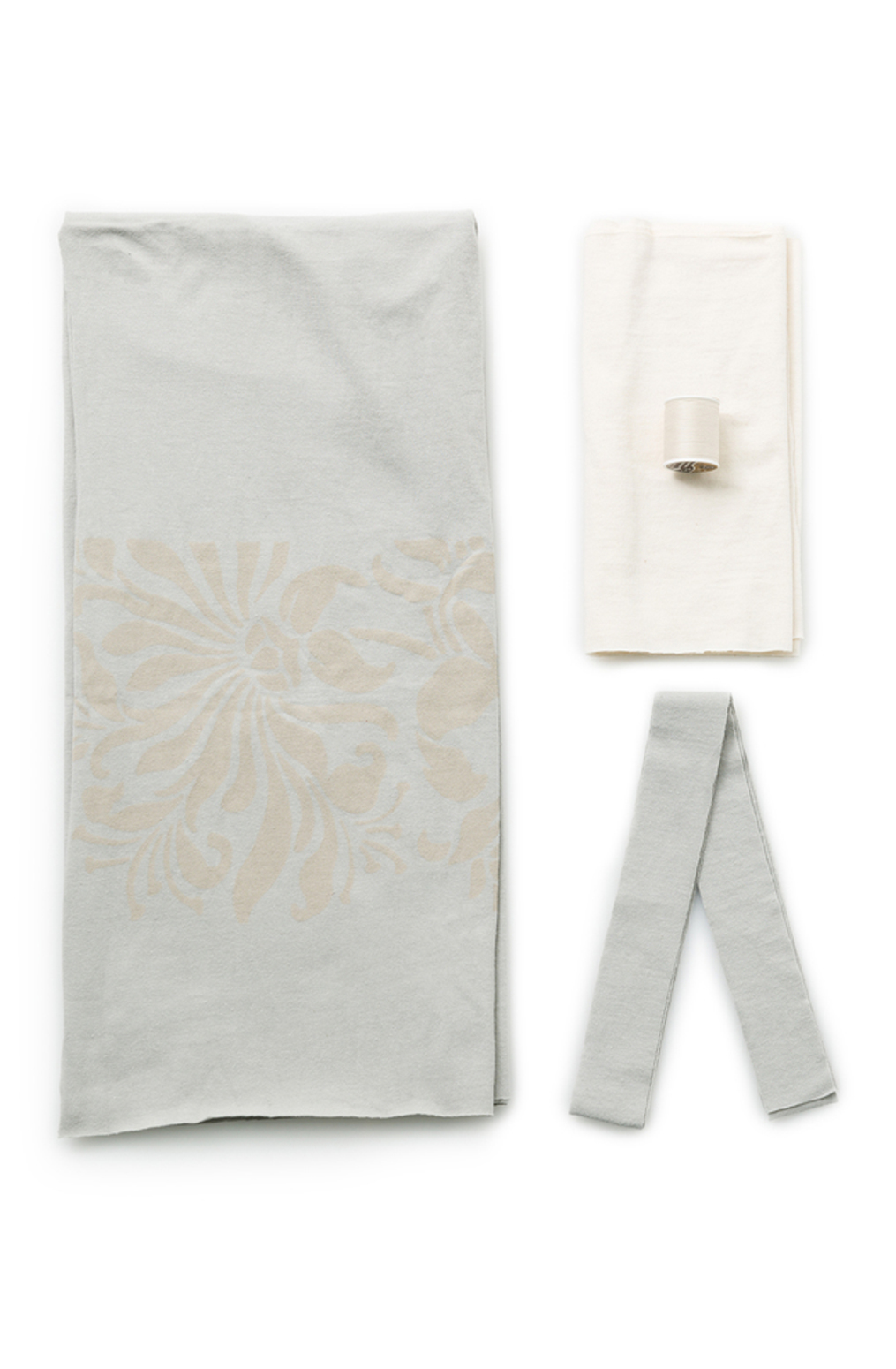The school of making magdalena apron diy embroidery kit 1