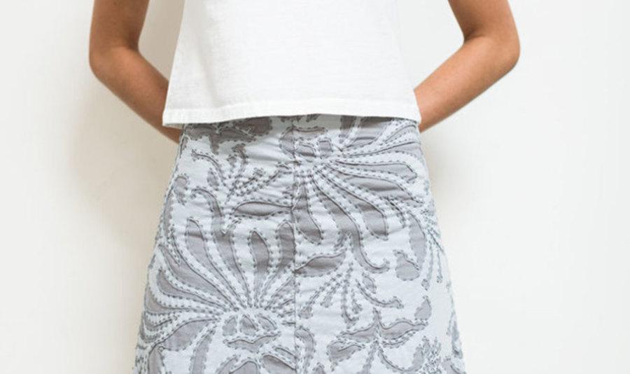 The school of making swing skirt diy garment kit 1