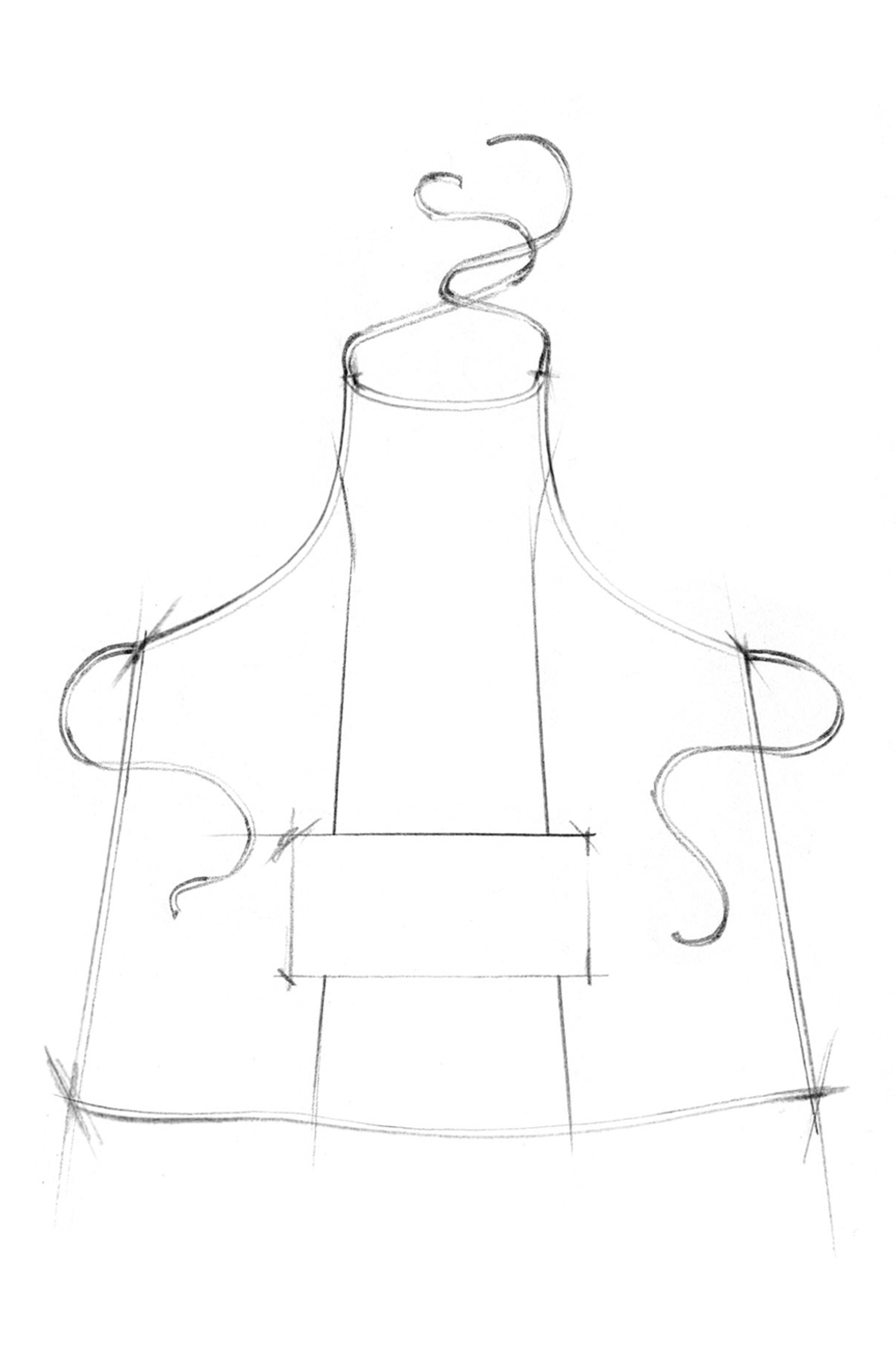 The school of making natalies apron 1