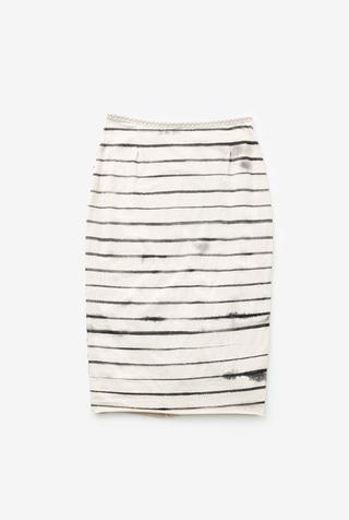 The Faded Stripe Pencil Skirt Kit